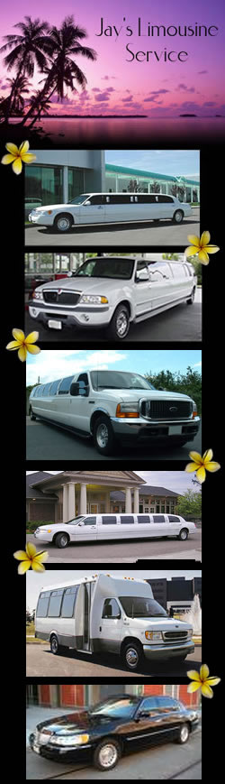 Honolulu limousines